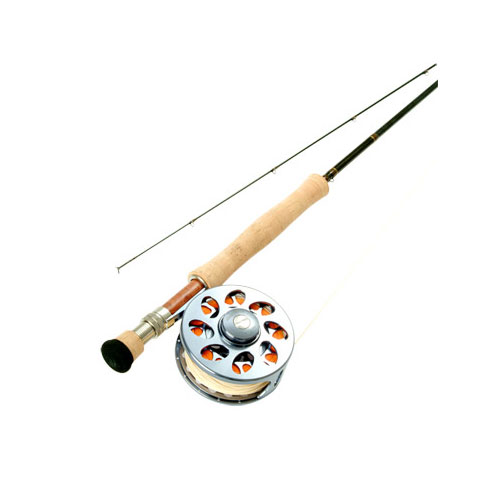 The rod types for Target fishing pole